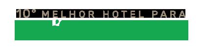 10º Melhor hotel para família no Brasil