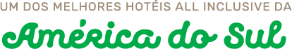 Um dos melhores hoteis All Inclusive da América do Sul