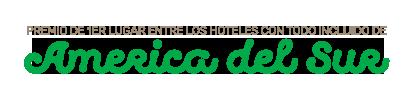 Premio de 1er lugar entre los hoteles con todo incluido de América del Sur
