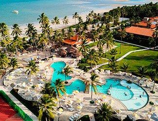 Estrutura do Salinas Maragogi All Inclusive Resort