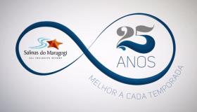 25 anos Salinas do Maragogi