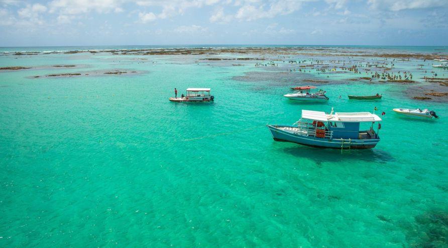 Maragogi entre as melhores praias do Brasil