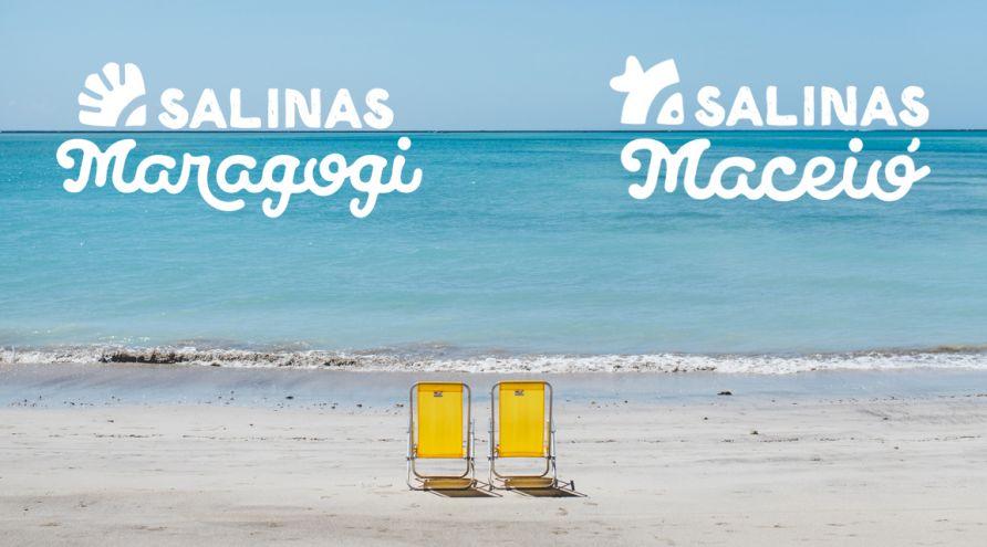 Salinas Maceió e Salinas Maragogi: qual a diferença?