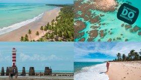 As melhores praias do Nordeste para ir com a família