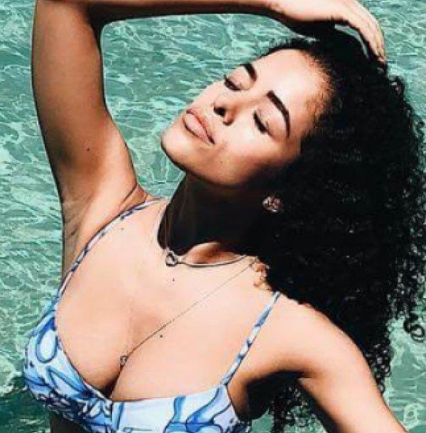 Rayza Nicácio no Salinas