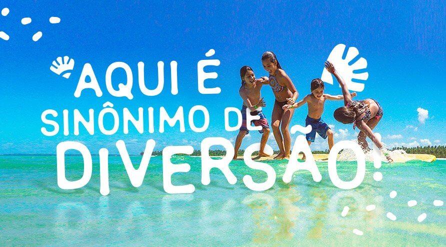 Quais são as opções de atividades no Salinas Maragogi?