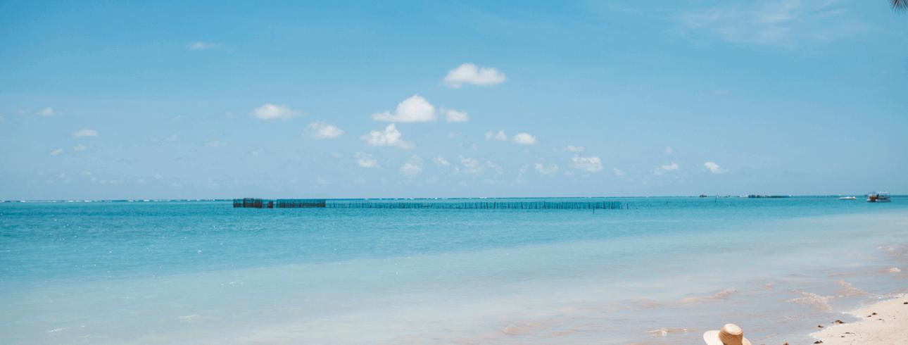 Praias para conhecer nas férias