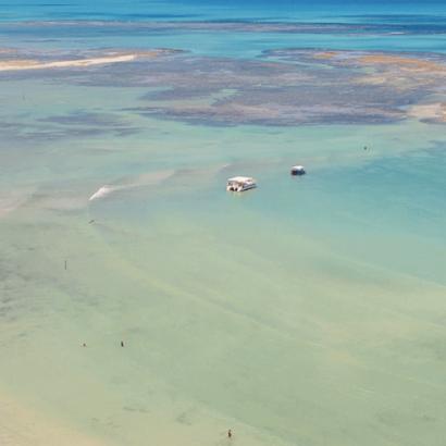Conheça a Praia de Pajuçara em Maceió