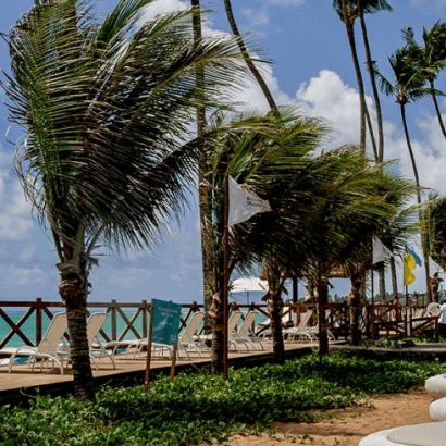 Já conhece o Beach Club do Salinas Maceió?