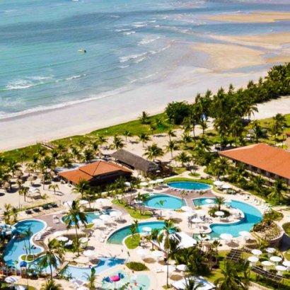 Salinas Maragogi reabre com novas piscinas e 10 pontos de consumo