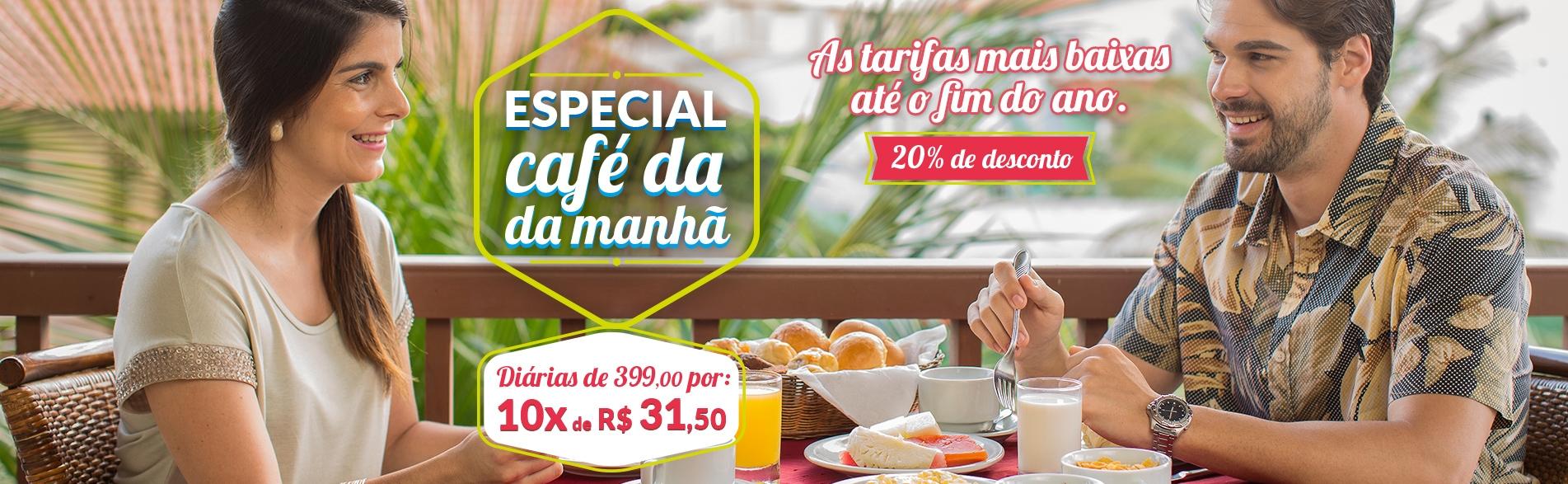 Especial Café da Manhã em Maceió