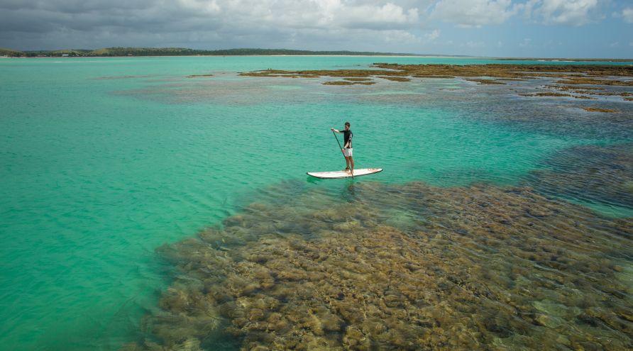 Stand Up Paddle em Maragogi
