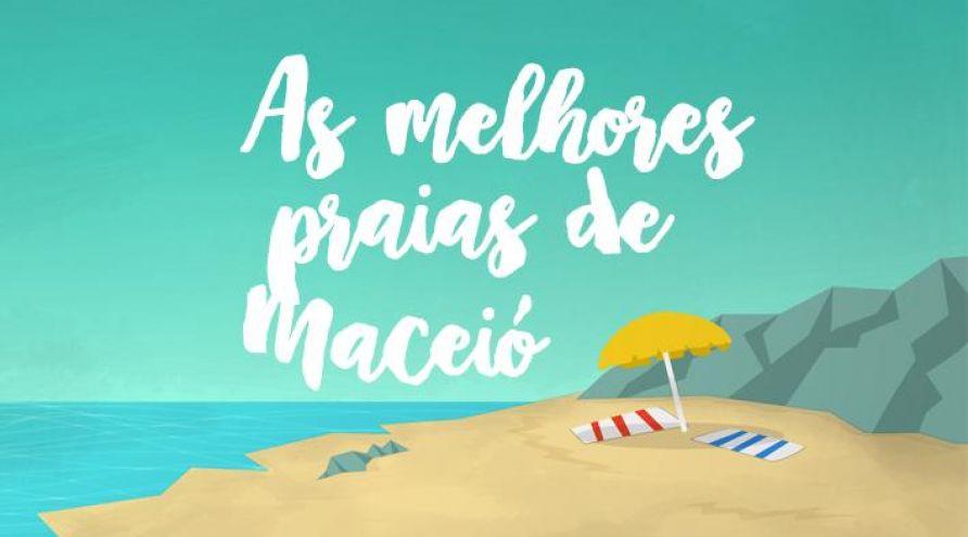 As melhores praias de Maceió