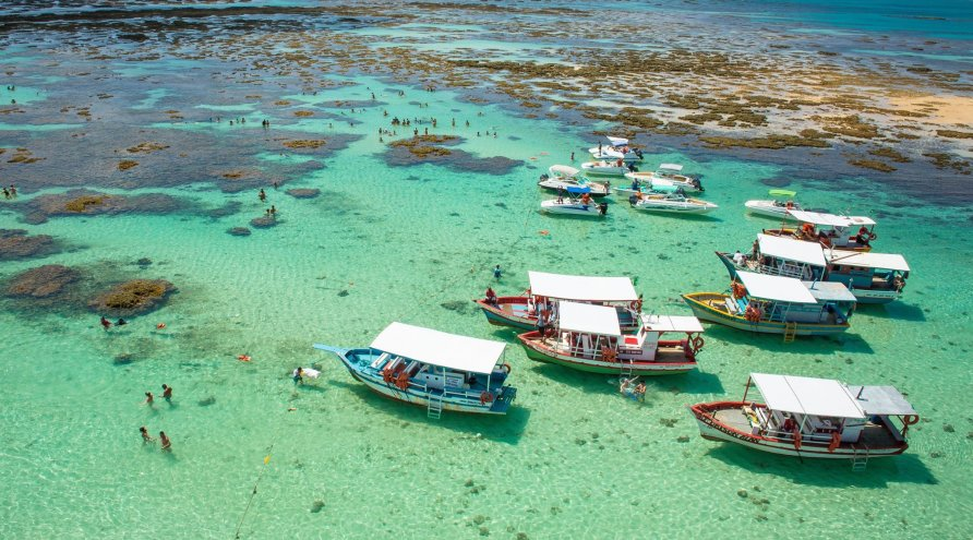 Você conhece as piscinas naturais de Maragogi?