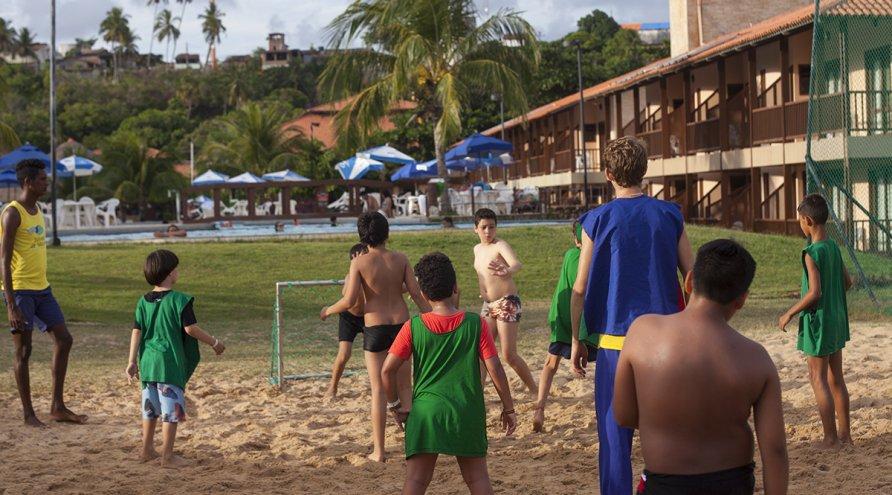 Viajar com Crianças - Conheça o melhor Resort para as férias